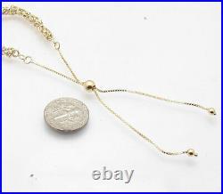 Adjustable Roman Emperor Coin Byzantine Bracelet Real 14K Yellow Gold