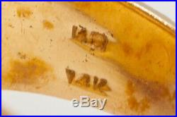CUSTOM MADE 1915 INDIAN US $5 COIN 22k 14k Gold Mens Band Ring 30g