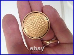 Corum $20 U. S. Gold Coin 1883, 35 mm Yellow Gold Mens Watch