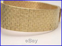 Corum $20 Yellow Gold 1899 Coin Watch On Gold Bracelet 22kt Gold Dial Mens Watch