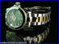 Invicta 18509 Original PRO DIVER SUBMARINER Coin Bezel SW200 Auto TT SS Watch