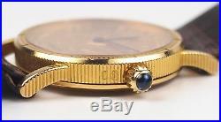 Ladies 24mm Corum 18k Coin Watch $5 Gold Liberty 100% Original