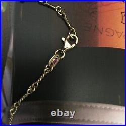 Roberto Coin 18K Vintage Diamond Station Necklace