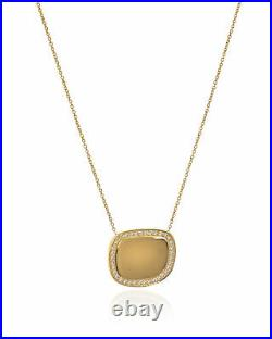 Roberto Coin 18k Yellow Gold Diamond 0.21ct Necklace 999182AYCHX0