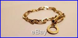 Roberto Coin 18k Yellow Gold chic and shine Bracelet