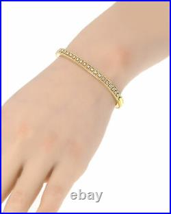 Roberto Coin Barocco 18k Yellow Gold Diamond 0.50ct Bracelet 7771946AYBAX