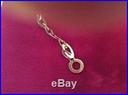 Roberto Coin Chic And Shine Toggle Bracelet with Sapphire Cabachon Toggle Clasp