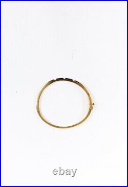 Roberto Coin Classica Parisienne 18k Gold Ruby Diamond Bracelet