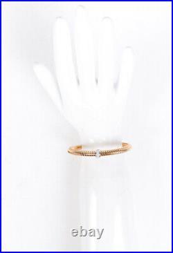 Roberto Coin Primavera 18k Gold Diamond Bracelet