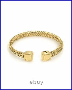Roberto Coin Primavera 18k Yellow Gold Bracelet 5574012AYBA0