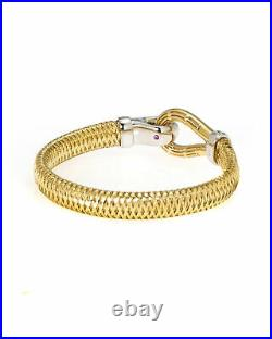 Roberto Coin Primavera 18k Yellow Gold Diamond 0.4ct Bracelet 5573805AJBAX