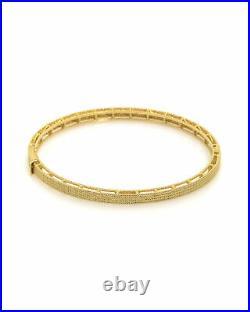 Roberto Coin Symphony Barocco 18k Yellow Gold Bracelet 7771361AYBA0