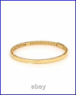 Roberto Coin Symphony Princess 18k Yellow Gold Bracelet 7771360AYBA0