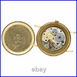 Rolex 9k Coin Edge Precision 1960 Vintage