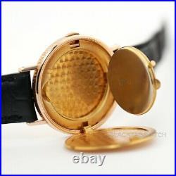 Vacheron Constantin Twenty Dollar Coin Wristwatch 33019 Yellow Gold